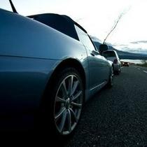 【車】お車でご移動のお客様にアクセスも駐車も最適!