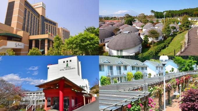 【定番プラン】天然温泉&朝食バイキング付き☆富士山の麓に泊まろう♪<1泊朝食付き>