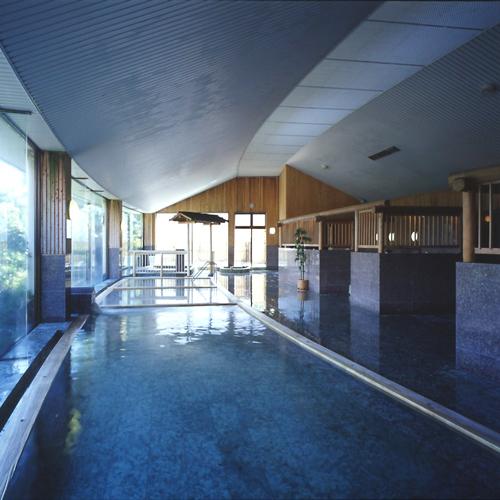 *気楽坊天然温泉・気楽坊』は内湯からも・露天からも富士山を正面に望む絶景風呂です!