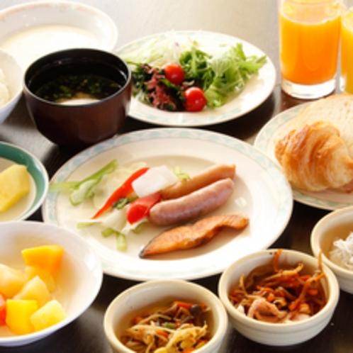 [朝食バイキング]イメージ