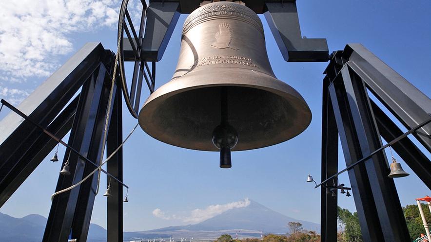 王宮の丘 愛の鐘