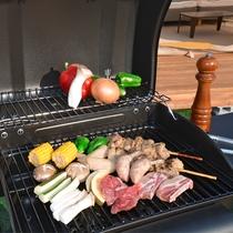 お肉も新鮮野菜もたっぷり!家族やお友達とBBQ◎