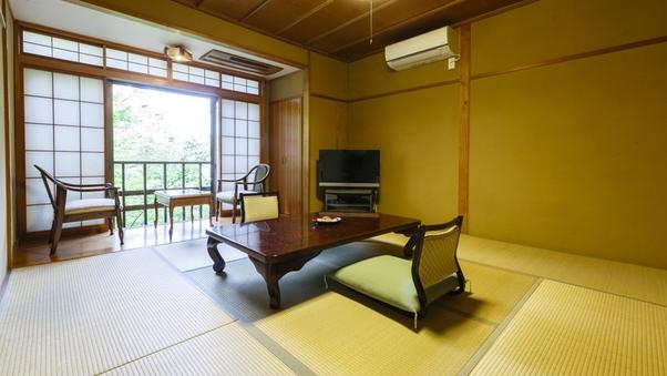 本館【内風呂*天然温泉】和室<ベッド>