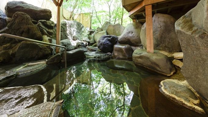 【夏旅セール】癒しの和室と天然温泉!人気No,1スタンダードプラン【旬の味覚に舌鼓 9〜10品】