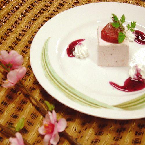 季節のデザート一例