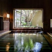 大浴場「悠々自適」