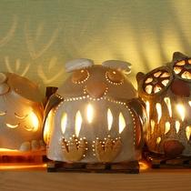 陶灯り(とうあかり)
