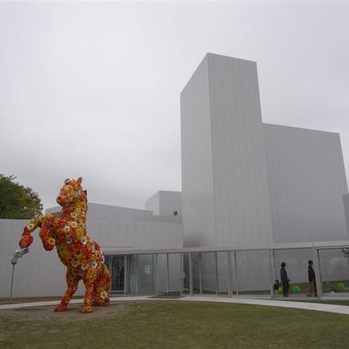 美術館入館券付/アートに触れる十和田の旅【 朝食付】