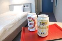 缶ビール付