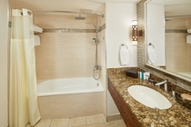 Ocean View Deluxe Bathroom