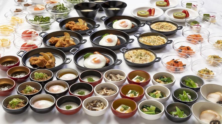 【朝食】小鉢(イメージ)