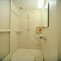 ◆シャワーブース(ダブルルーム・クイーンルームのみ)