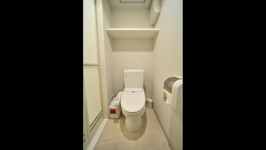 ■【客室】トイレ(全室ウォシュレット)