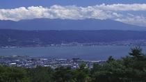 ■諏訪湖(写真提供:長野県観光機構)