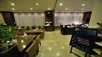 朝食レストラン1F旅籠-(39席ございます)