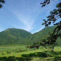 初夏の三瓶山