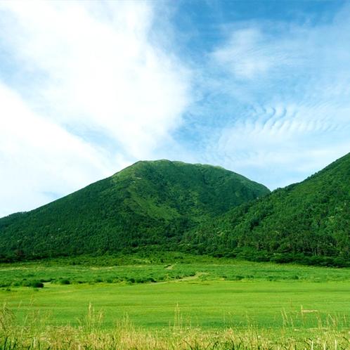 三瓶山-夏-