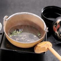 朝食:味噌汁