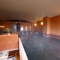 温泉:内風呂