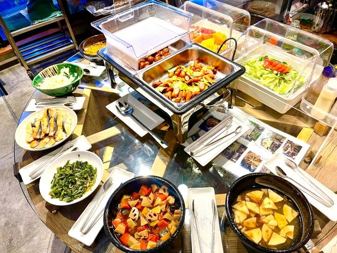パークホテル刈谷の新しい朝食!