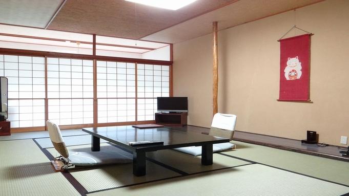 全室宝川沿い東館B/T付8畳間客室『夕食レストラン食プラン』