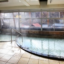 【日帰り入浴施設】宝川山荘の内湯。