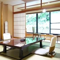 東館山側客室一例