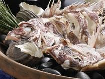 鯛の宝楽焼き