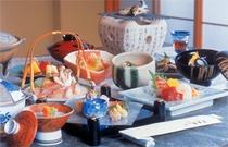京風会席の一例