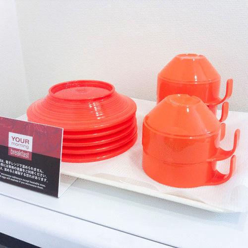 ◆レンジ用食器で温めて更においしく◆