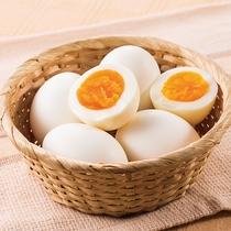 ◆朝食サービス◆日替わりおかず◆ゆでたまご◆