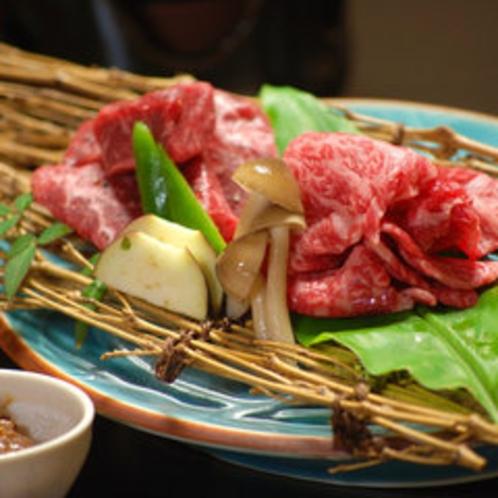 京たんくろ和牛食べ比べプラン