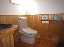客室内 トイレ