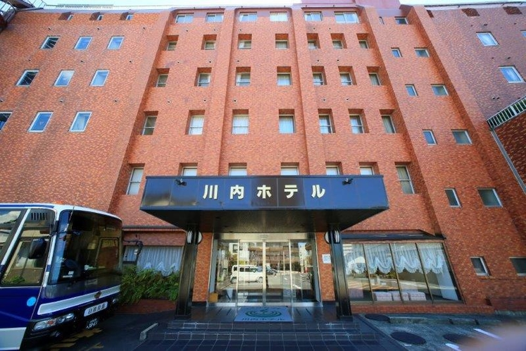 川内ホテル外観写真