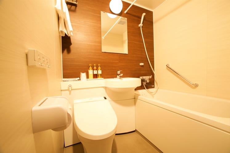 シングルC-2 バストイレ