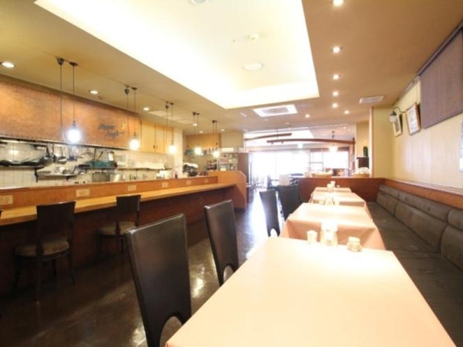 ■ 朝食会場