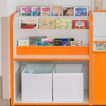 ◆貸出絵本・おもちゃ◆フロント階にご用意しています。