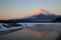 富士山イメージ(夕)