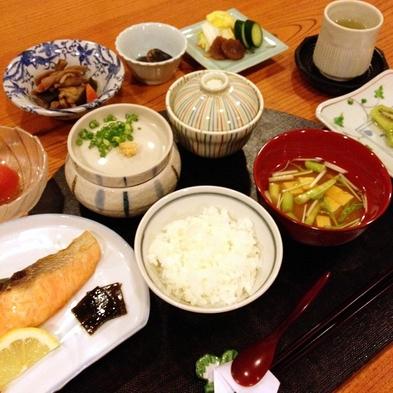 【信州朝ごはん】1泊朝食付きプラン