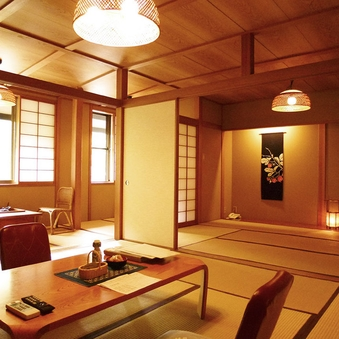 【紅葉】(本館3階・和室・トイレ付・41平米)