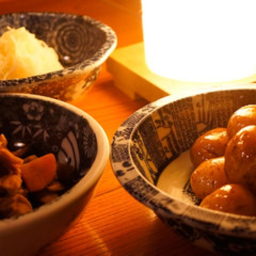 郷土料理「取り回し鉢」