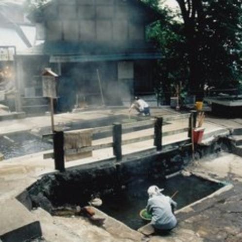 村の台所「麻釜」