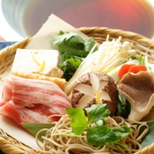 蕎麦すき鍋