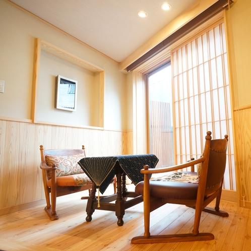 別館3階客室「朝霧」