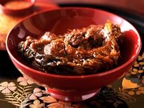 伝承の逸品「鯉の甘煮」