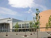 札幌コンベンションセンター:徒歩+地下鉄で20分