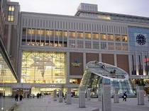 札幌駅(南口):徒歩15分