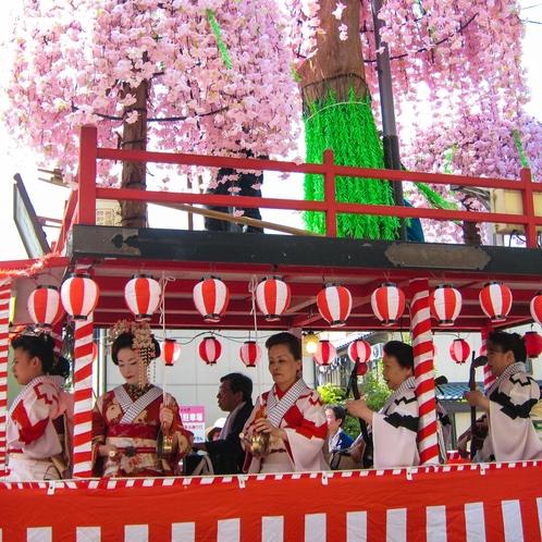 ■あわら温泉春祭<イメージ>