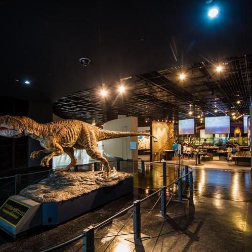 ■福井県立恐竜博物館<イメージ>