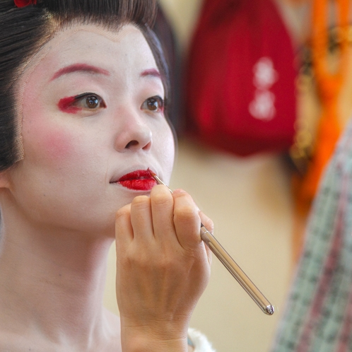 ■あわら舞妓・芸妓変身体験<イメージ>